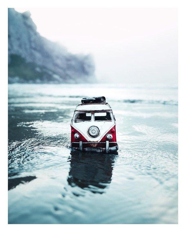 Мініатюрні авто у захопливих фото Кім Леенбергер - фото 297587