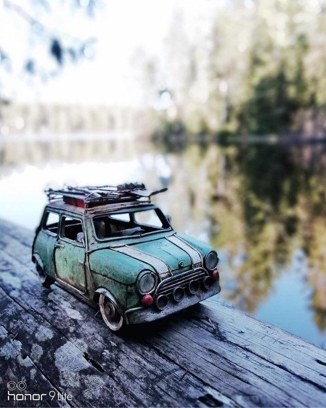 Мініатюрні авто у захопливих фото Кім Леенбергер - фото 297589
