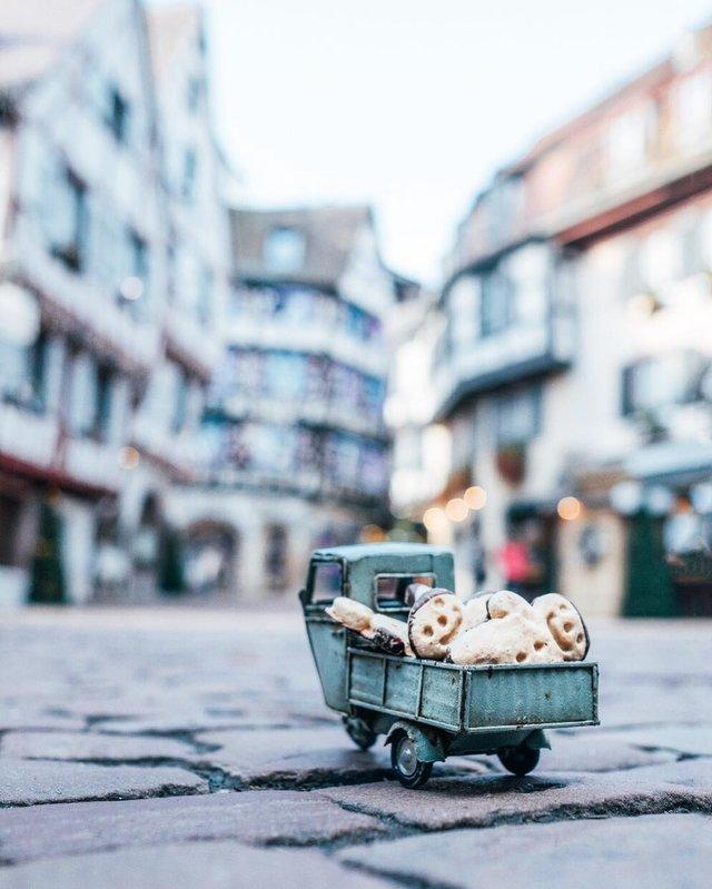 Мініатюрні авто у захопливих фото Кім Леенбергер - фото 297590