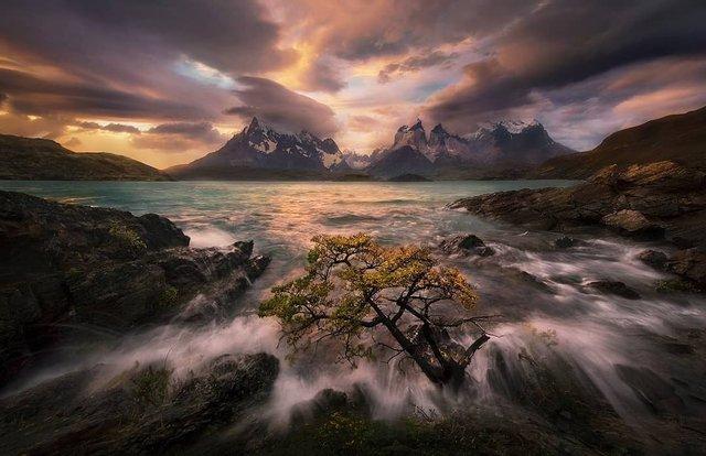 Ефектні пейзажі світу від Марка Адамуса: яскраві фото - фото 297602
