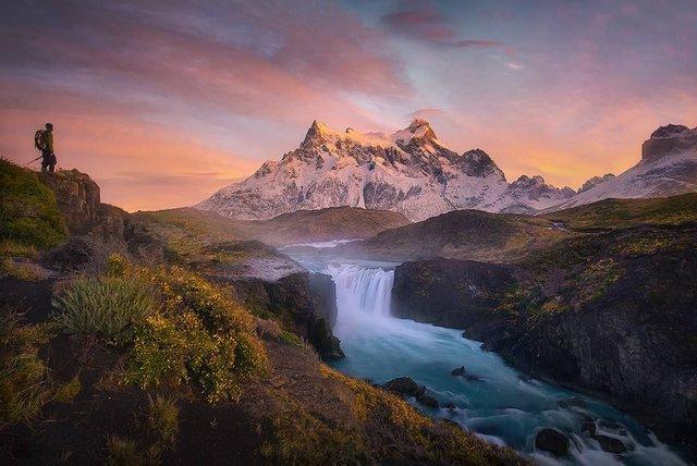 Ефектні пейзажі світу від Марка Адамуса: яскраві фото - фото 297603