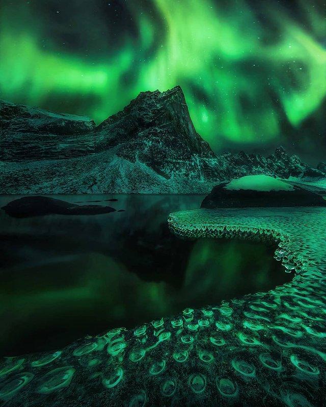 Ефектні пейзажі світу від Марка Адамуса: яскраві фото - фото 297607