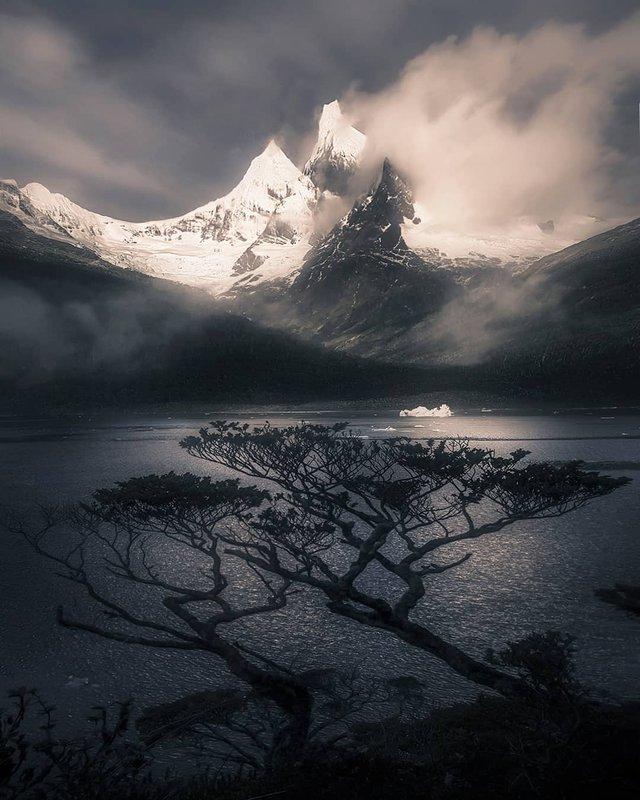 Ефектні пейзажі світу від Марка Адамуса: яскраві фото - фото 297611