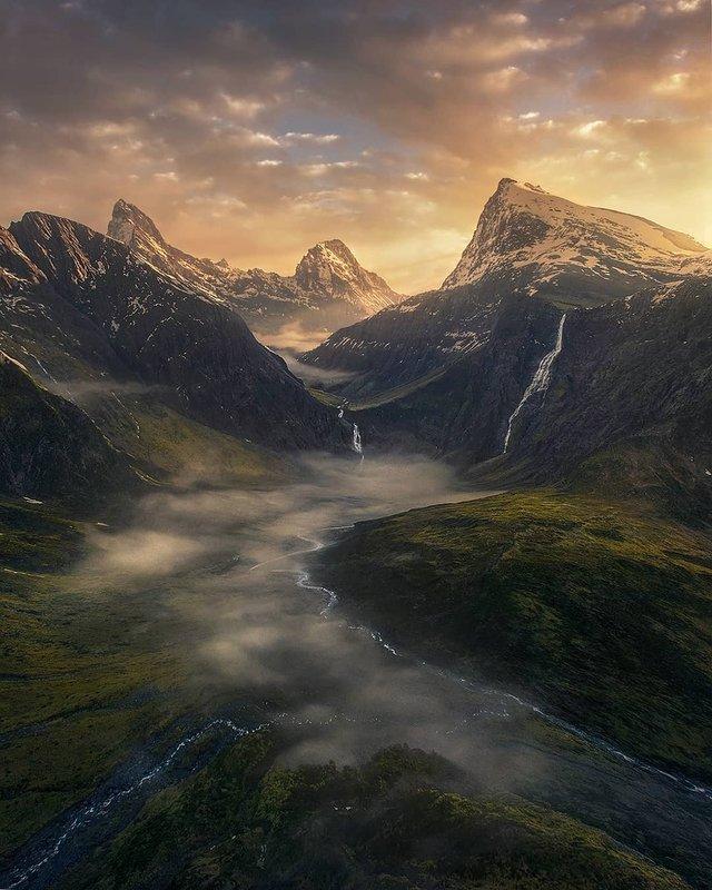 Ефектні пейзажі світу від Марка Адамуса: яскраві фото - фото 297613