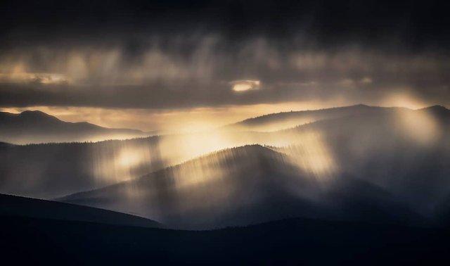 Ефектні пейзажі світу від Марка Адамуса: яскраві фото - фото 297615