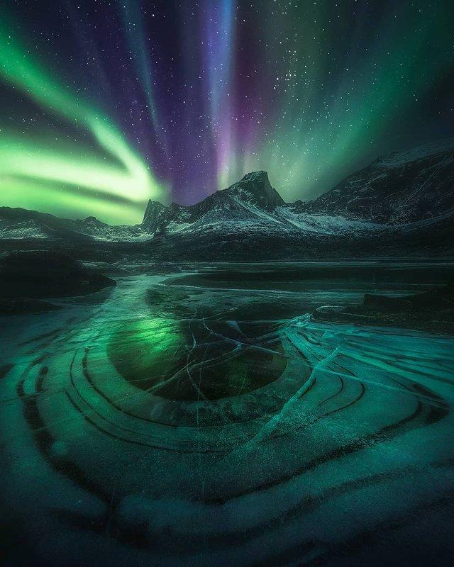 Ефектні пейзажі світу від Марка Адамуса: яскраві фото - фото 297619