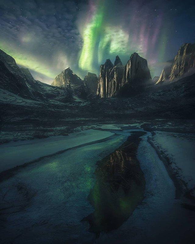 Ефектні пейзажі світу від Марка Адамуса: яскраві фото - фото 297620