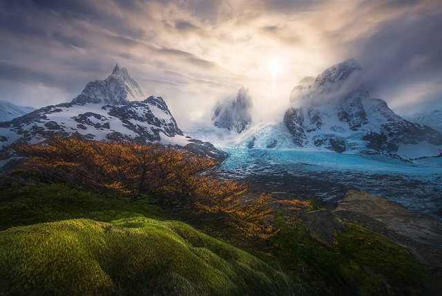 Ефектні пейзажі світу від Марка Адамуса: яскраві фото - фото 297622