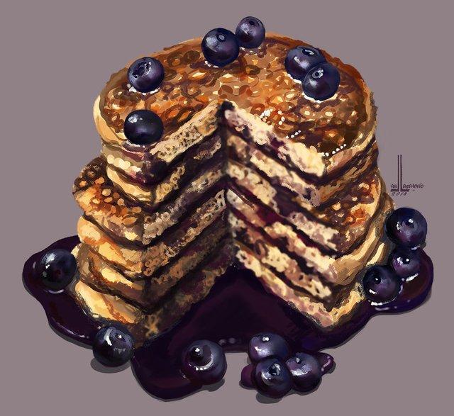 Смачні ілюстрації їжі, які змусять вас зголодніти - фото 297701