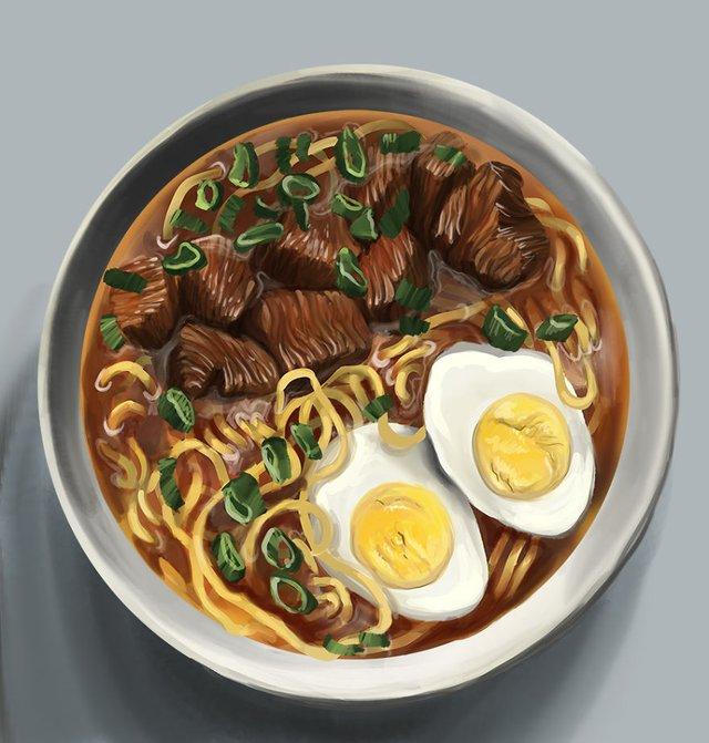 Смачні ілюстрації їжі, які змусять вас зголодніти - фото 297703