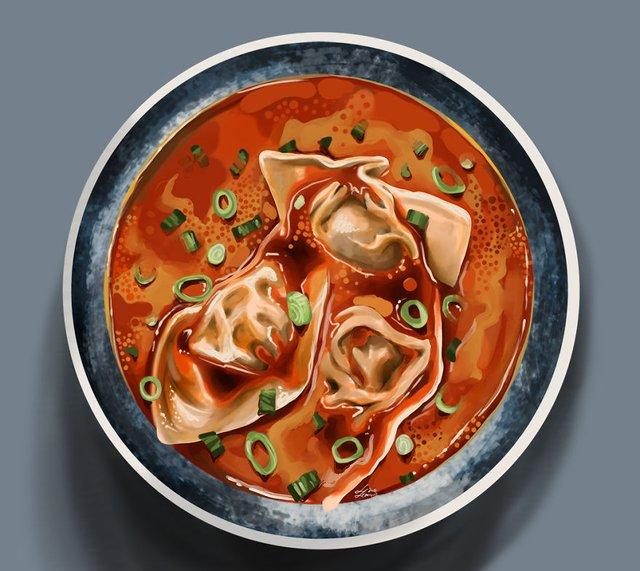 Смачні ілюстрації їжі, які змусять вас зголодніти - фото 297727