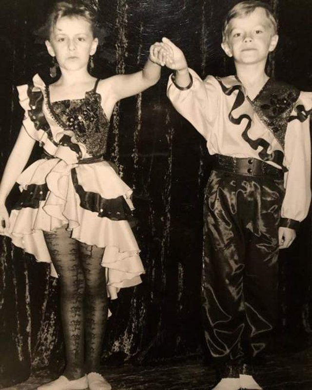 Влад Яма показав, як виглядав у дитинстві   - фото 297786