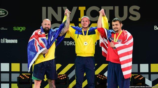 Міжнародні змагання Ігри нескорених  - фото 297798