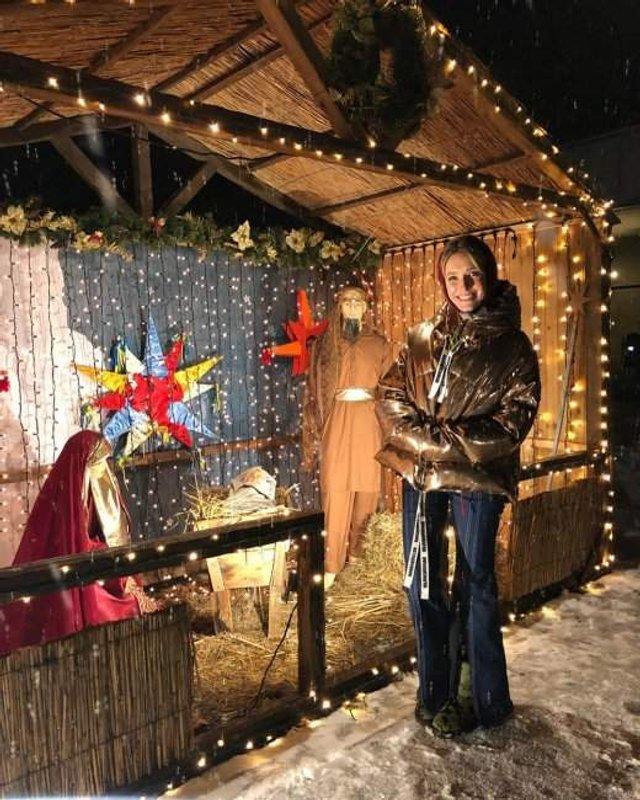 Катя Осадча вразила стильним зимовим аутфітом   - фото 297809