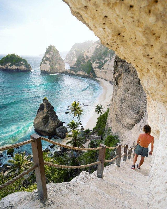 Фото яскравих пейзажів світу, які надихають на мандри - фото 297830