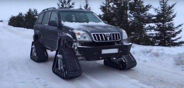 У мережі показали ідеальний Land Cruiser для зими - фото 297883