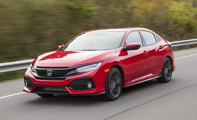 Honda Civic - фото 298101