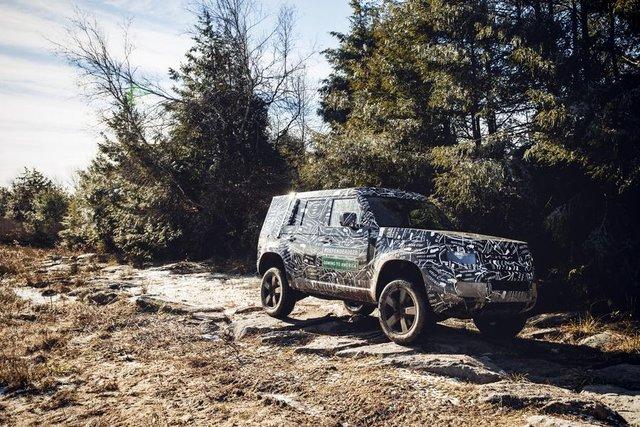 Тестування нового Land Rover Defender - фото 298213