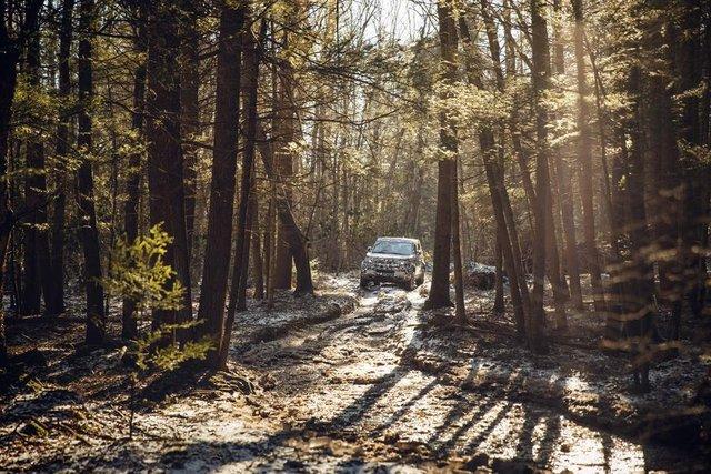 Тестування нового Land Rover Defender - фото 298220