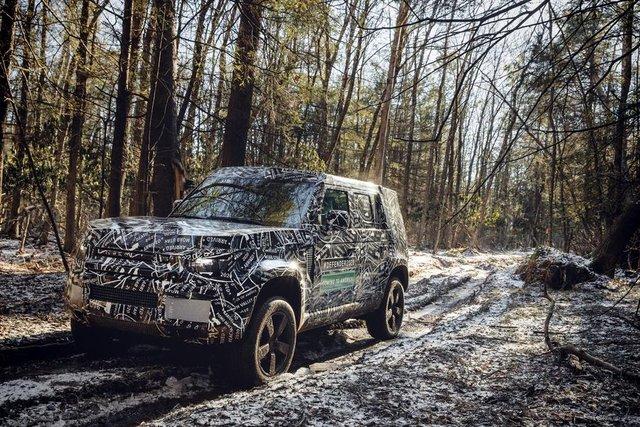 Тестування нового Land Rover Defender - фото 298223