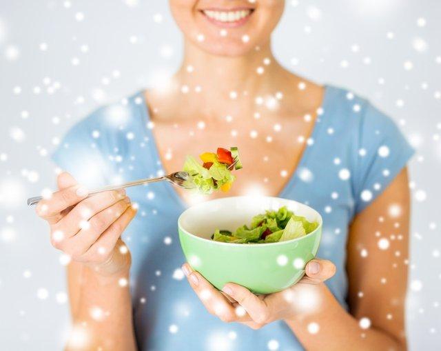 Як правильно харчуватися взимку  - фото 298307