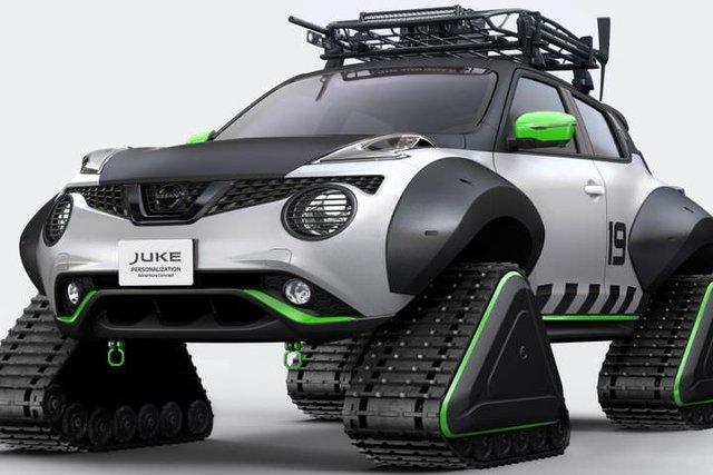 Juke Personalization Adventure Concept - фото 298440
