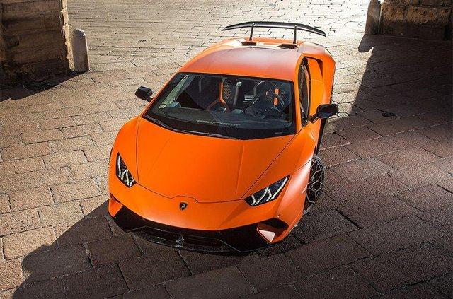 Lamborghini Huracan Performante - фото 298503