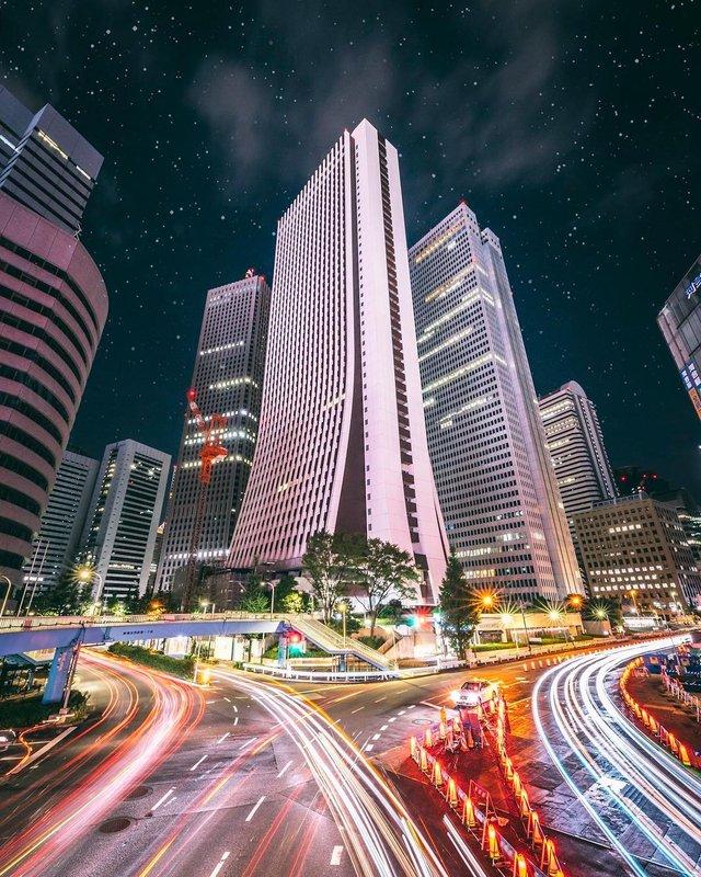 Захопливі вуличні фото Японії Такеші Хаякави, які заворожують - фото 298526