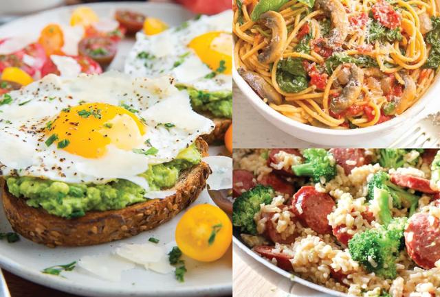 Науковці нагадують, що сніданок має бути щільним - фото 298584