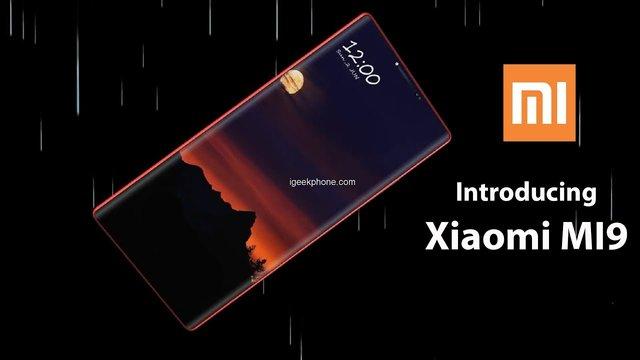 Xiaomi Mi9 може вийти у двох версіях - фото 298600