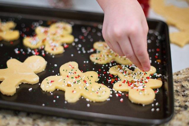 Рецепт різдвяного печива від Мераї Кері - фото 298611