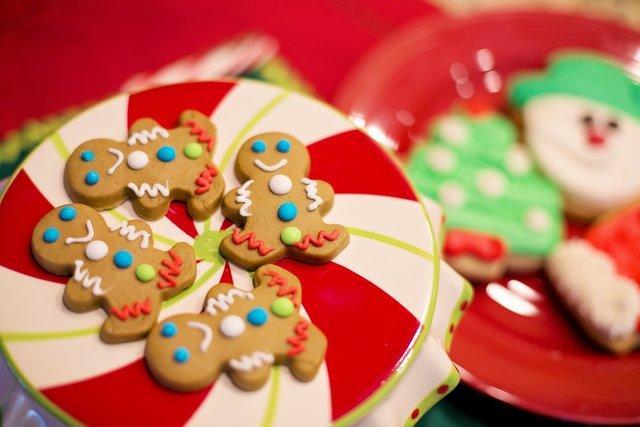 Рецепт різдвяного печива від Мераї Кері - фото 298612