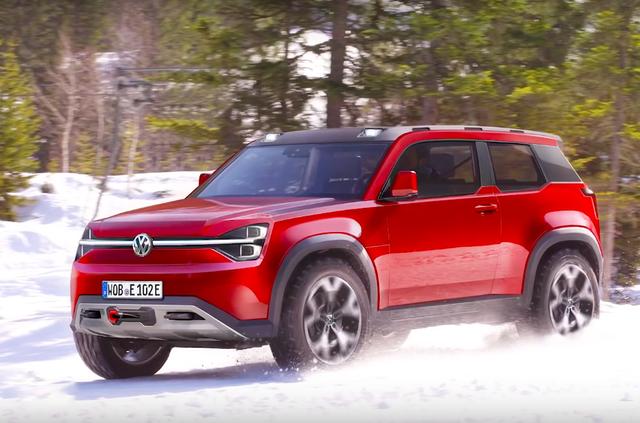 Volkswagen випустить прямого конкурента - фото 298615