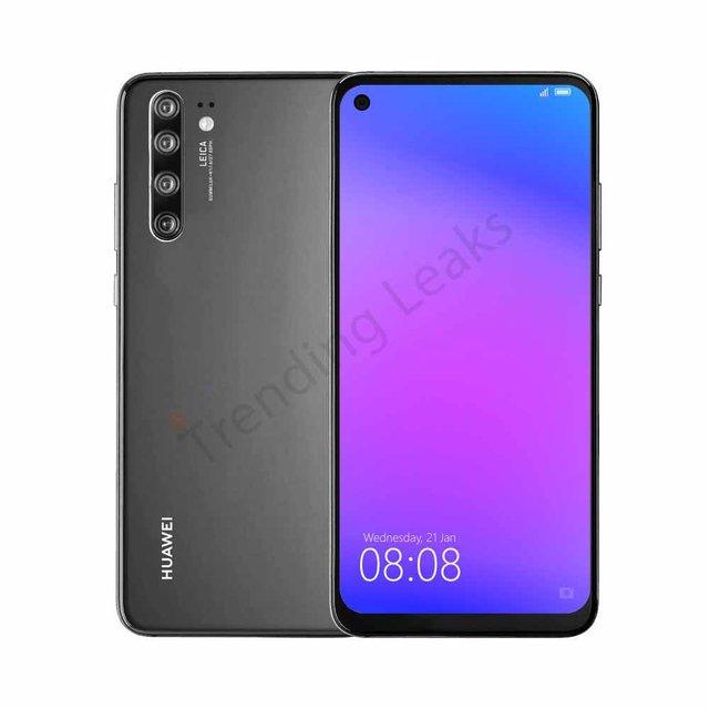 Huawei P30 Pro може виглядати саме так - фото 298639