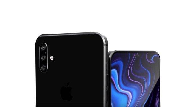 Рендер нового iPhone XI - фото 298640