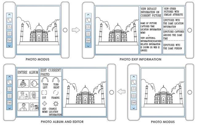 LG запатентувала незвичайний смартфон у формі сувою - фото 298653