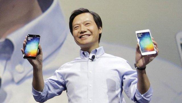 Глава Xiaomi розповів про свій смартфон   - фото 298877