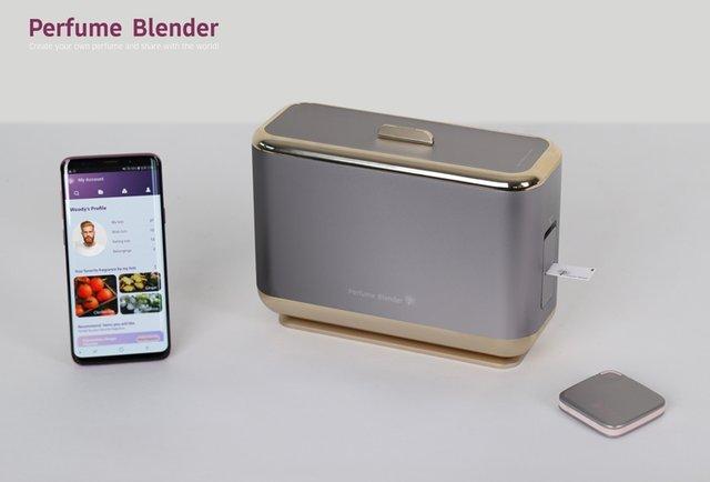 Perfume Blender допоможе створювати нові аромати - фото 298963