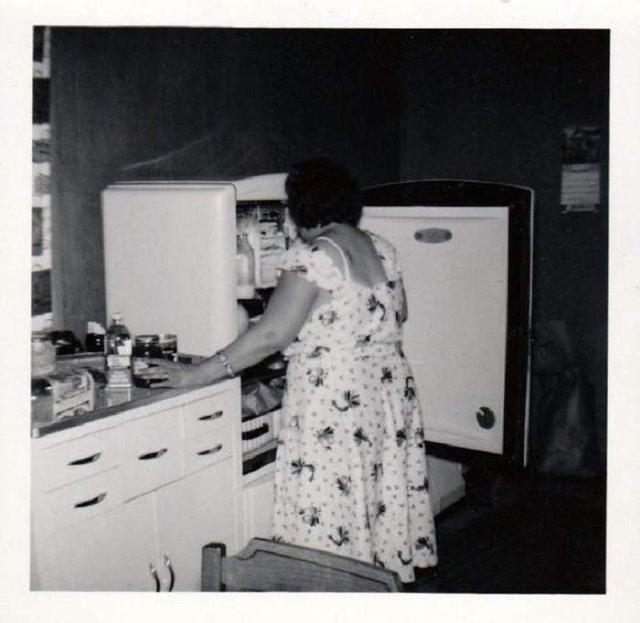 Що зберігалося в холодильниках американців у 1950-х - фото 299053