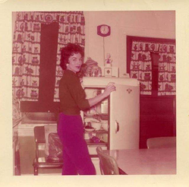 Що зберігалося в холодильниках американців у 1950-х - фото 299054