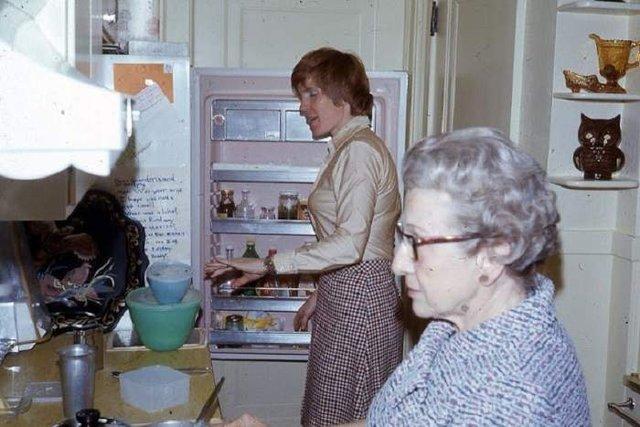 Що зберігалося в холодильниках американців у 1950-х - фото 299059
