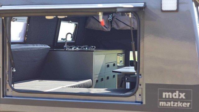 Кемпер Matzker X-Class - фото 299306