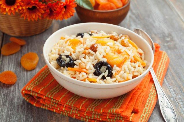 Рецепт куті з рису з апельсиновим соком - фото 299322