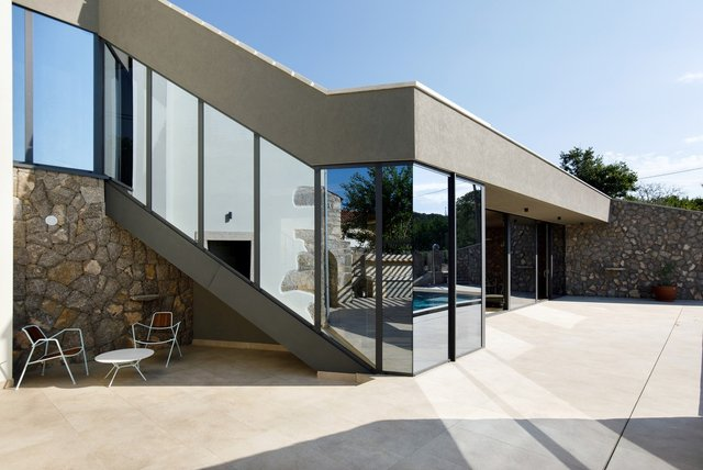 Ідеальний дім для родини у Хорватії: яскраві фото - фото 299348