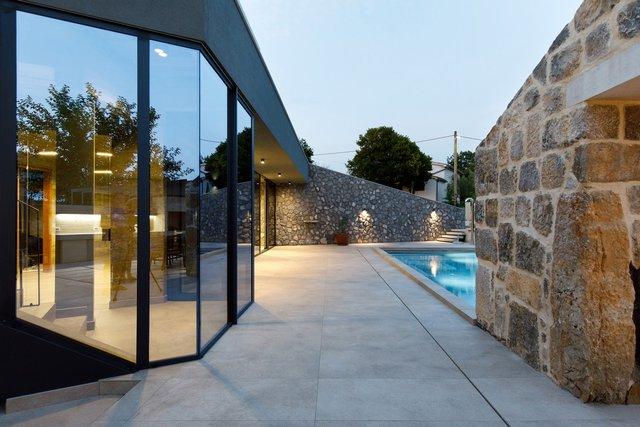 Ідеальний дім для родини у Хорватії: яскраві фото - фото 299349