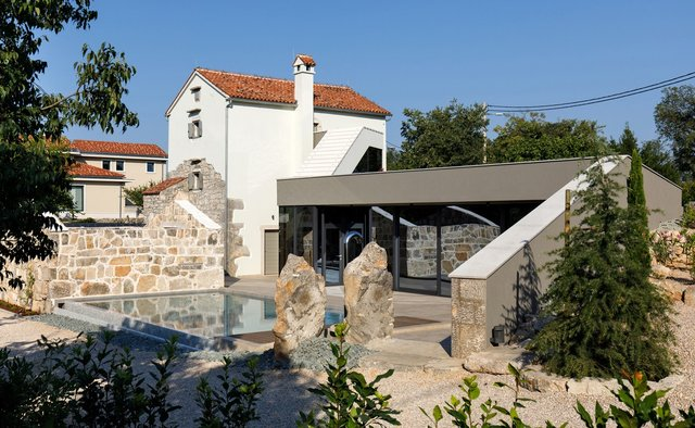 Ідеальний дім для родини у Хорватії: яскраві фото - фото 299350