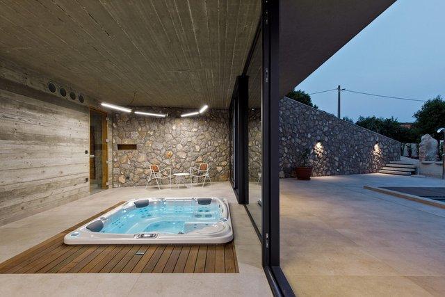 Ідеальний дім для родини у Хорватії: яскраві фото - фото 299356