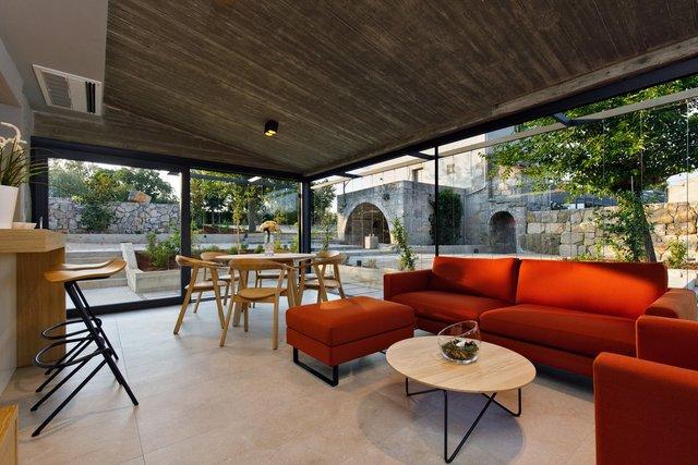 Ідеальний дім для родини у Хорватії: яскраві фото - фото 299360