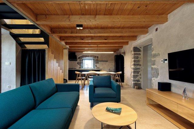 Ідеальний дім для родини у Хорватії: яскраві фото - фото 299361