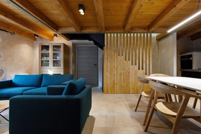 Ідеальний дім для родини у Хорватії: яскраві фото - фото 299362
